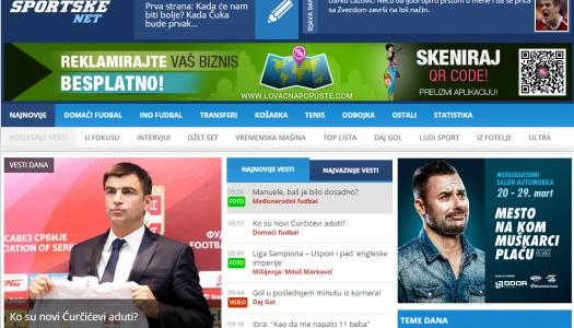 Limessoft prijavio sportske.net i TVprogram.rs za ABC odit