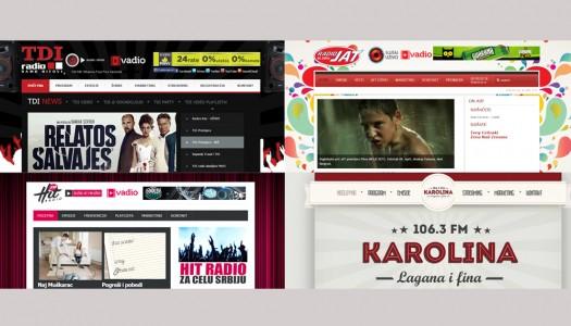 tdiradio.com, hitfm.rs, radiojat.rs, i karolina.rs ulaze u ABC web odit